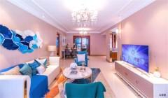 (红山区)恒大珺庭3室2厅1卫101m²精装修