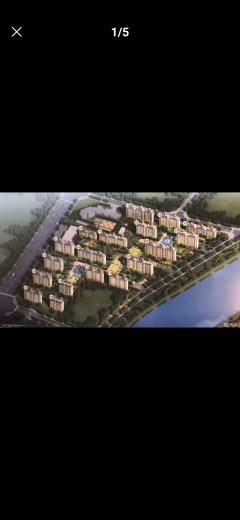 (红山区)金澜湾3室2厅1卫110m²毛坯房