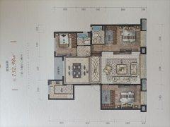 兴宝 尚悦居3室2厅2卫132.05m²